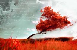 Árbol Rojo y Vida