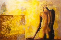 Mujer del desierto
