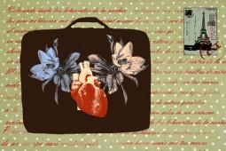 Corazón viajero