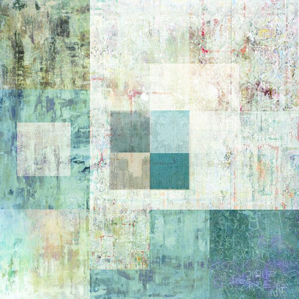 Cuadros Compartidos con colores fríos