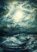 Lúz en la tormenta