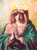 Virgen de la Dulzura