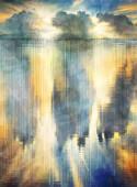 Diseño especial 14, paisaje expresionista VI