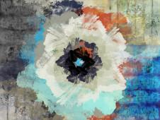 Flor en deshielo