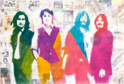 Beatles de colores