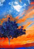 Un cielo para mi árbol